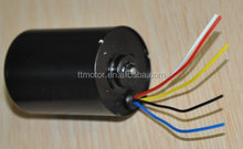 dc brushless fan motor 24v