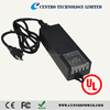 2016 New Plastic Electrical Power Supply, 12v 5a 4channels power supply with Level VI Energy Efficiency