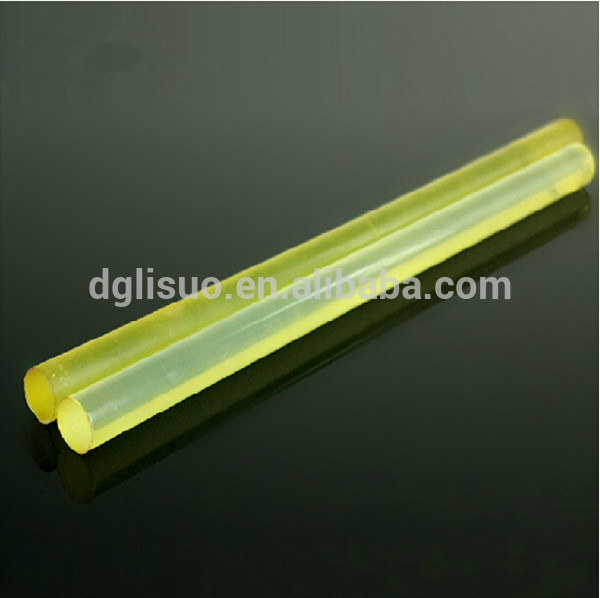PU Plastic Bar;Polyurethane Bar;Yellow PU Bar