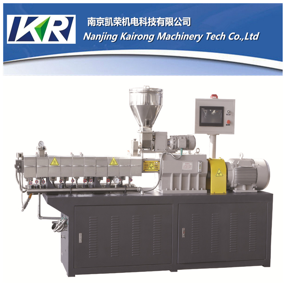 Planetary Extruder for Rigid PVC Films Calendering Line/PP PE PS starch and addittives for Polymer compounding plastic extruder