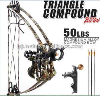 JUNXING ARCHERY--- M109 Triangle bow,compound bow,delta bow