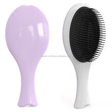 Factory wide tooth massage hair comb brush manufacturing