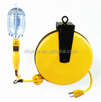 Explosion-proof Portable Inspection Lamp With Metal Cord Reel