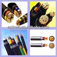 Best Price Copper conductor pairs twisted copper tape screened control cable and instrument cable
