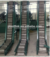 Plast Link hot sale paper mill waste paper stainless steel overhead chain conveyor