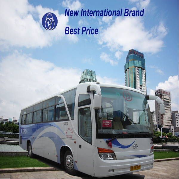 wuhan bus design WH6100DA3 tour coach bus for sale