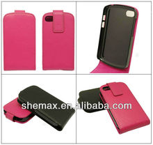 Hot Sale Pouch Leather Case For Blackberry Q10 case