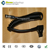 Video Devices Pix 240i DTap to 4 Pin Hirose Coiled Power Cable Lead