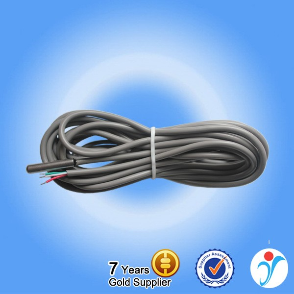 Custom-made cable length ds18b20 temperature sensor 2m 3m 4m 10m