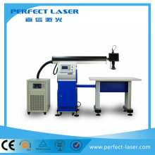 Hot sale high power 300w 3d light box letter sign laser welding machine for sale with optical fiber transmission weld depth 2mm