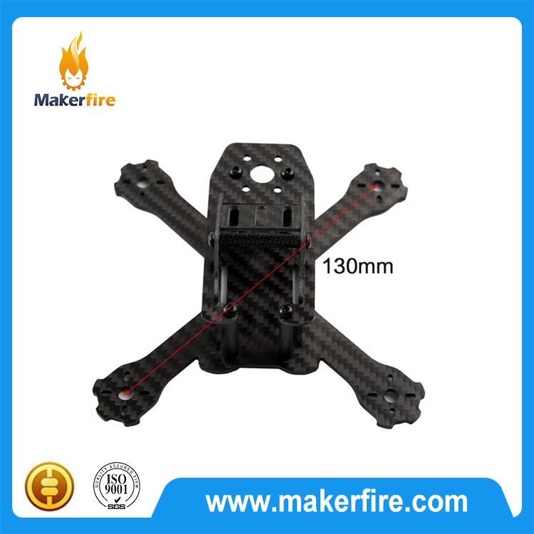 130mm Carbon frame--Makefire 3