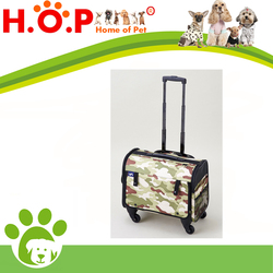 wholesale airline approved cheap dog cage pet carrier with wheels