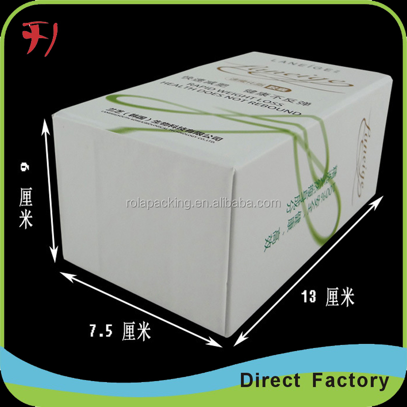 Offset printing paper sizes for shoping bag