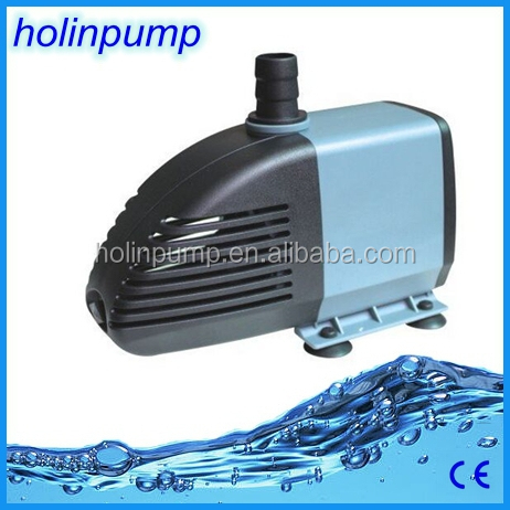 Aquarium submersible water filter pump used for pond hl for Used pond filters and pumps