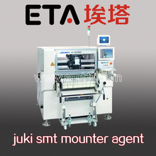 ETA manufacture processing JUKI jx-350 SMT pick and place machine