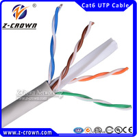 Hot Sales rg45 ethernet lan cable Cat5/Cat5e/Cat6/Cat7/ UTP/FTP/STP/SFTP network cable by ISO/IEC11801