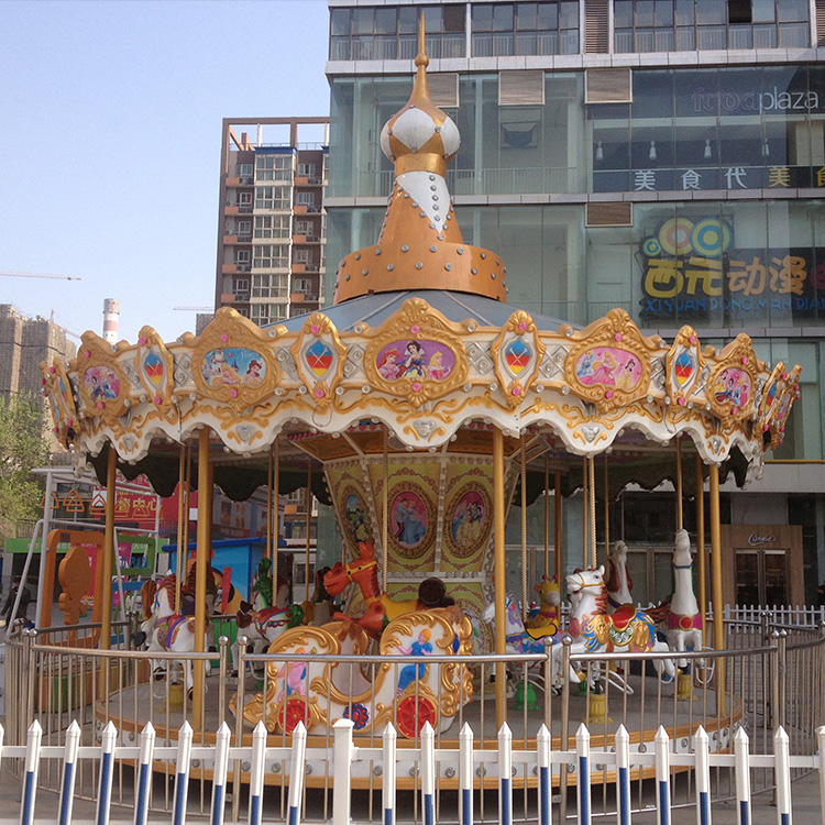 Various models outdoor cheap merry go round indoor carousel for sale