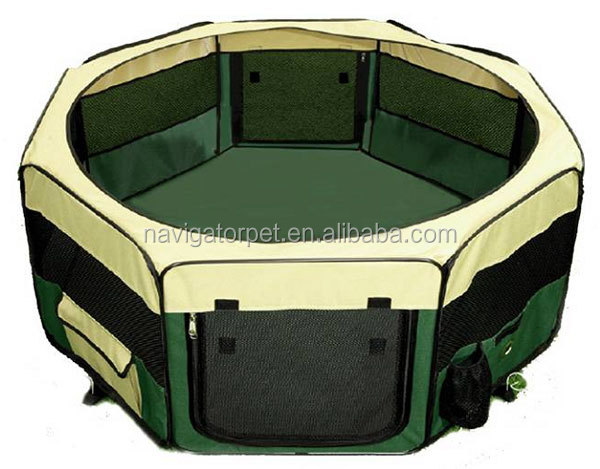 Collapsible Pet Pen, Collapsible Dog Pen
