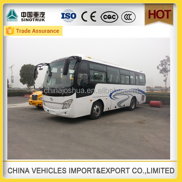 china low price shaolin brand 40 seats price of a new coach