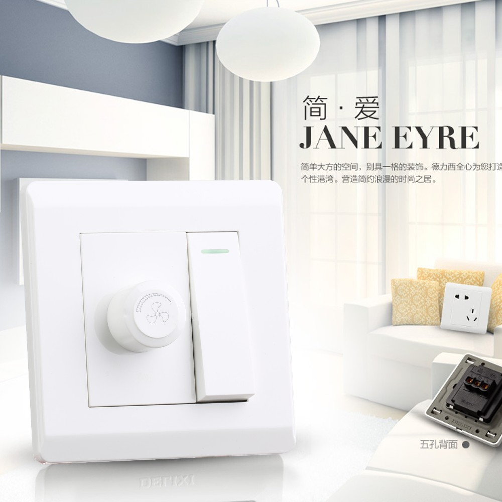 low power consumption Factory directly sale toggle dimmer light switch