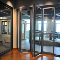 everbright house gate designs folding doors bifold security door made in china
