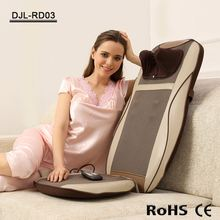 Shiatsu/Swing Massage Cushion, Pu Cover And Foam Padding