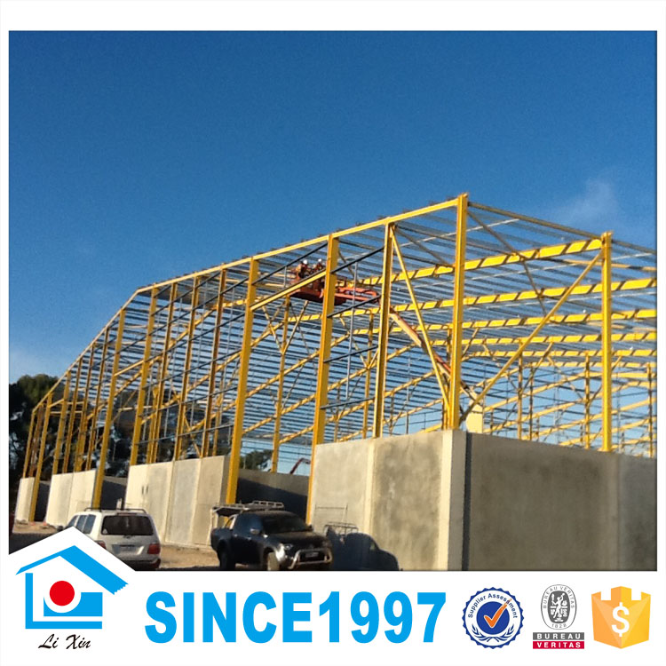 Factory Price Gauge Structure Roof Trusses Light Steel Structure