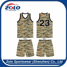 High quality cheap price school sports unique sublimation basketball jersey bodysuit