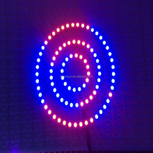 led halo ring car headlight and led strip taillight