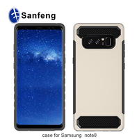 Note 8 Rugger TPU+PC Strong Protective Case Cover For Sam Galaxy Note 8