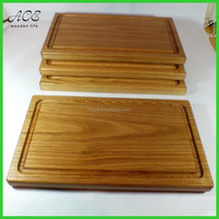 High quality carving oak serving board for home/restaurant servers