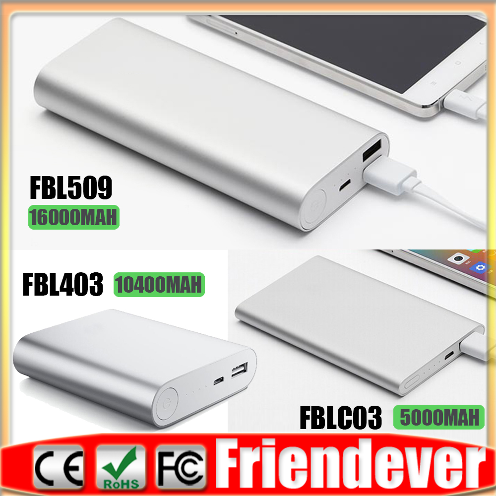 slim menu power bank with 3 usb output