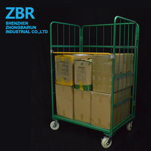 Stainless Steel Cart Trolley for Food Storage