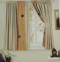 Flame Retardant Blackout Curtain Drapery Window Curtains