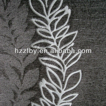Jacquard Chenille Sofa Fabric - Buy Jacquard Chenille Fabric For Sofa