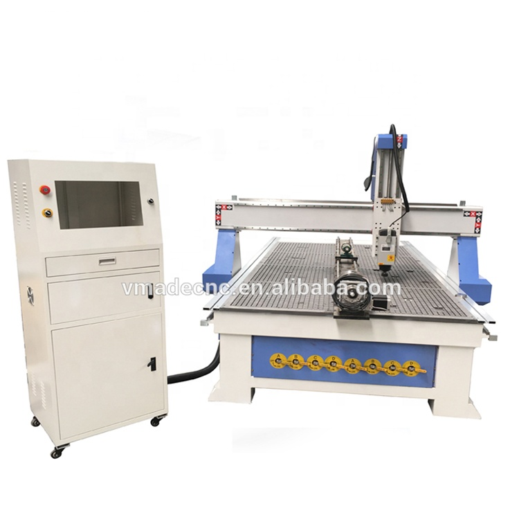 Multiple Axis 3 4 5 Axis 1325 1530 Wood Cnc Router