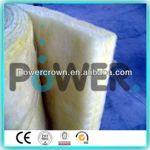 Fiber glass wool blanket roll low thermal conductivity insulation, fiberglass insulation blanket