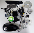 bicycle engine kit/bicycle motor kits/motorized bicycle kit