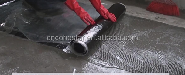 Cross Laminated Film Waterproof Membrane for Deck