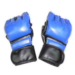Half Finger Boxing Gloves Sparring winning boxing gloves