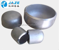 DIN2617 Seamless End Cap Pipe Fitting