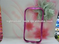 Aluminum Alloy Blade Metal Frame for galaxy s3 bumper case