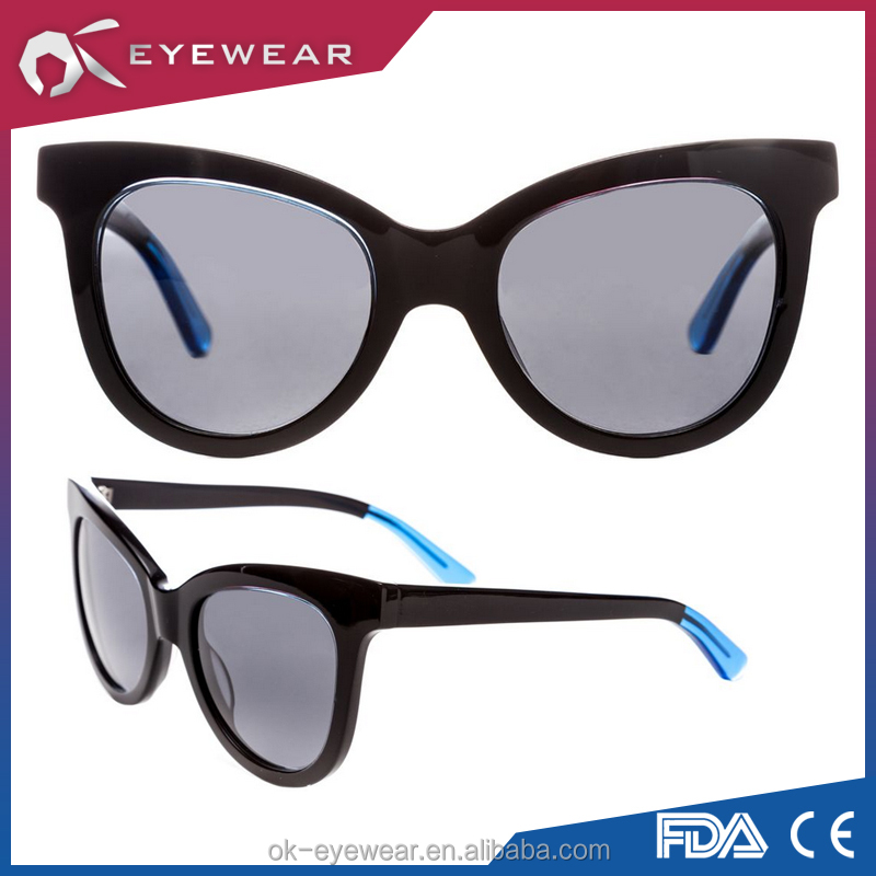 Popular Cat Eye Acetate Sunglasses
