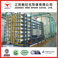 RO Water treatment equipment for chemical industries food drinking water on sale