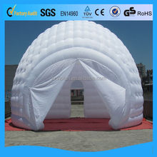 Designer best-selling pneumatic inflatable tents