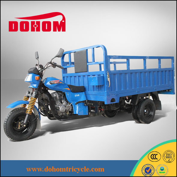 250CC Cargo chinese three wheeler motorcycle