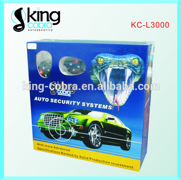 Full Function Safeguard Alarm Accessories for Car