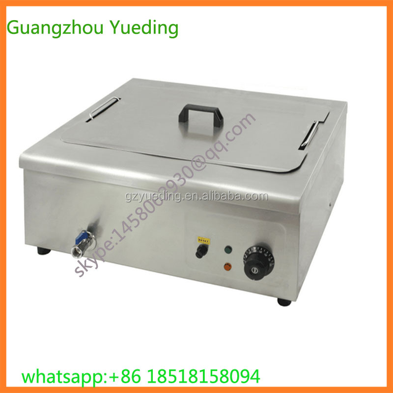commercial deep fryer/continuous fryer/kfc fryer machine