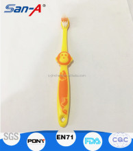 Wholesale Kids Animal Cartoon hotel kids novelty toothbrush