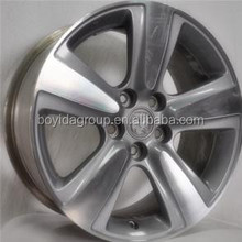 Chrome design alloy wheels /aftermarket wheels for all cars
